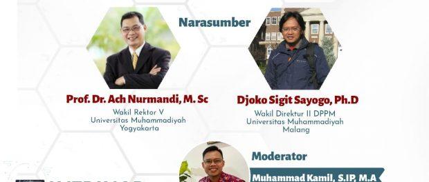 Webinar: Artificial Intellegence dalam Penyelenggaraan Pemerintahan Indonesia
